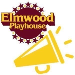 1st MAIN SHOW - SOCIAL MEDIA MANAGER to mention auditions as Facebook status update of Elmwood's Facebook Main and Event page