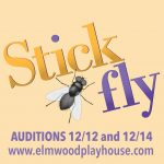 Stick Fly Auditions