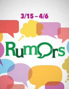 Rumors Auditions @ Sorkin Studio