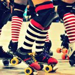 For The Love Of (or The Roller Derby Play)