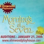 Auditions for Morning's At Seven