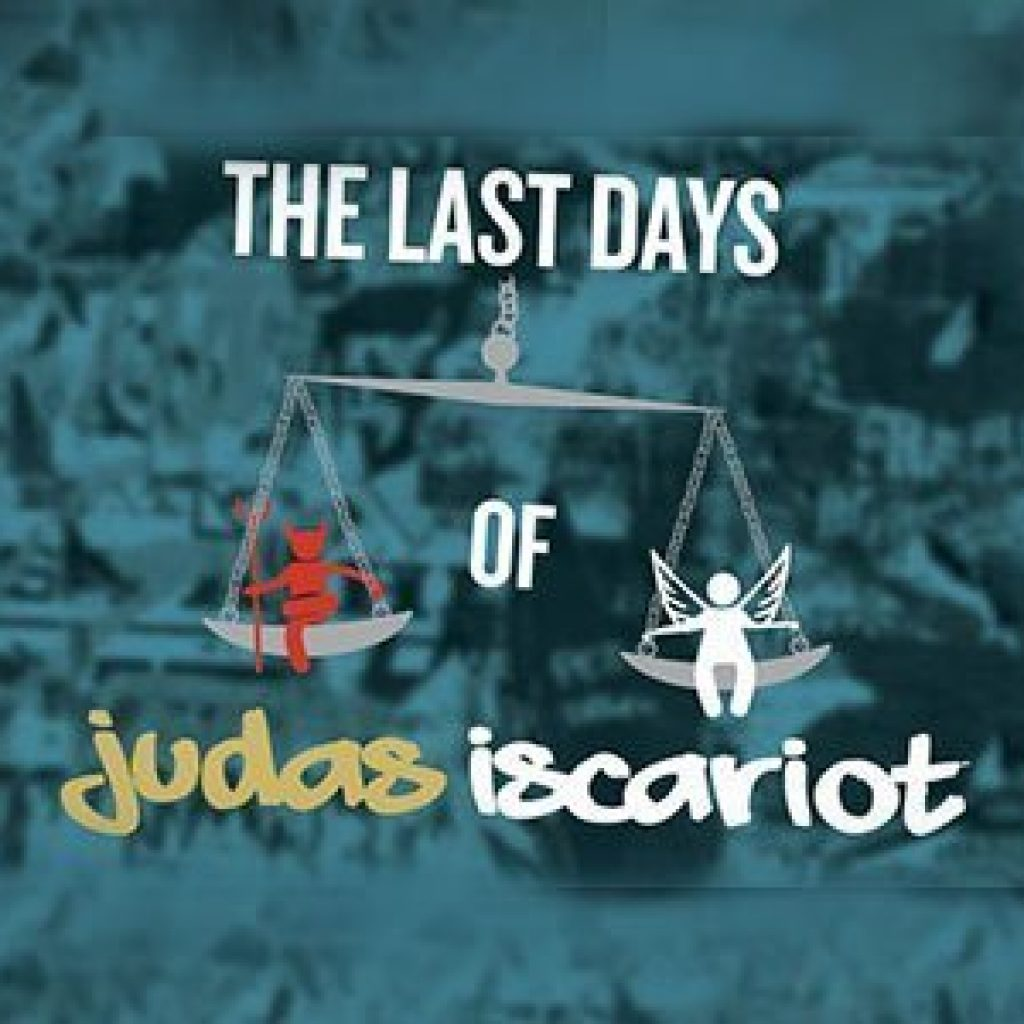 the-last-days-of-judas-iscariot