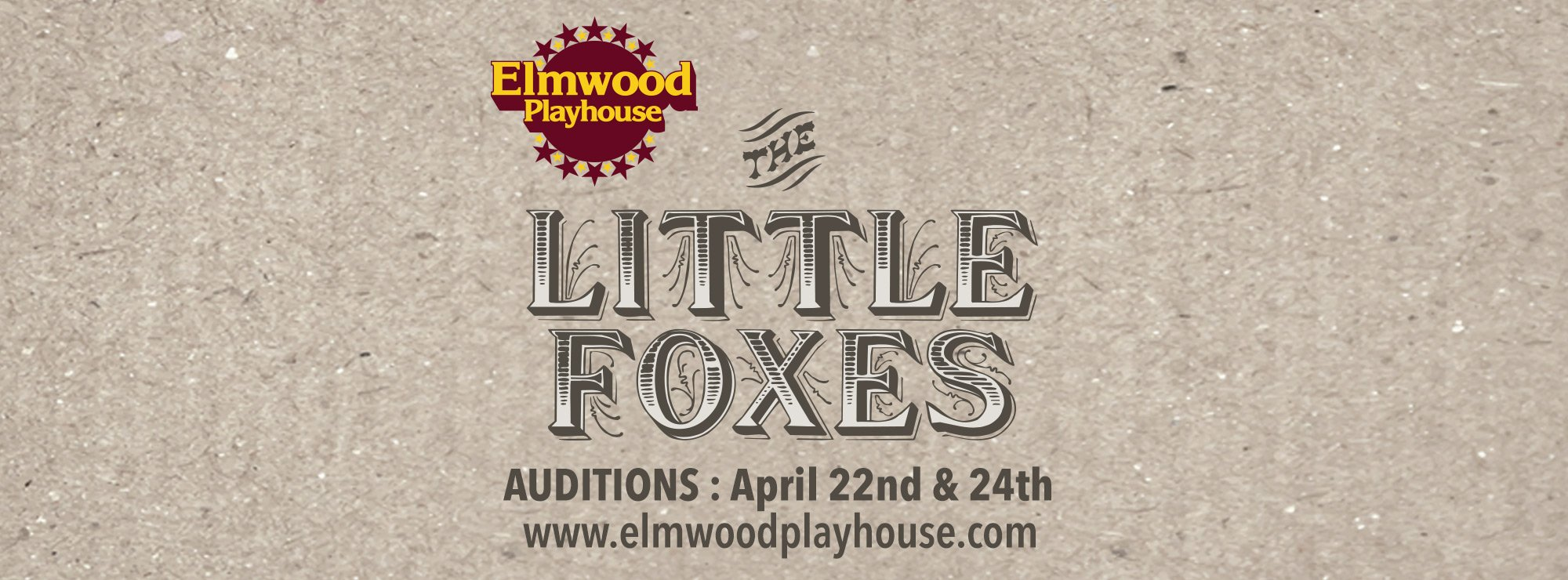 little-foxes-auditions