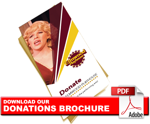 Download our Donations Brochure