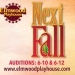 "Auditions for ""Next Fall"""