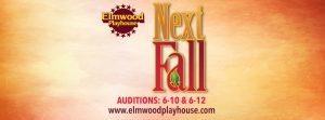 Auditions: Next Fall @ Sorkin Studio