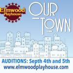Auditions for OUR TOWN