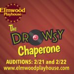 Auditions for Drowsy Chaperone